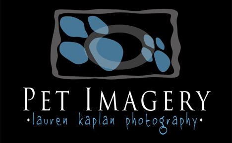 Pet Imagery by Lauren Kaplan Photography, Philadelphia, PA Pet Photography logo