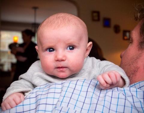 baby photography kaplan family pa